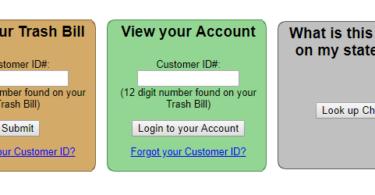 Trasahbilling login pay bills online