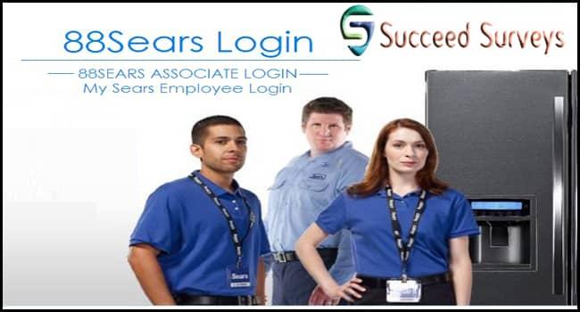 88 sears associate log on