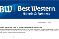 Bwfeedback.com [Best Western Rewards]