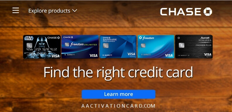 Chase.com verifycard Activate Your Chase Card