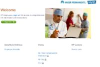 Kaiser MyHR Portal login signup