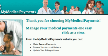 Mymedicalpayments.com [Login, Review, Legit]
