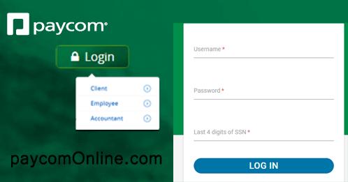Paycomonline.com Login