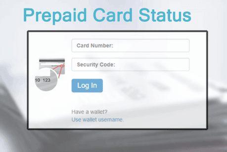 Prepaidcardstatus.com [Check The Status Of Your Card]