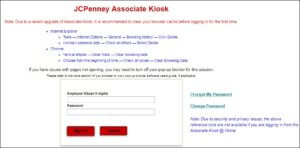 Jcpenney jtime Employee Login and activation