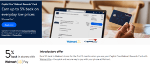 Walmart Credit Card Review [Apply, Login, Limit]