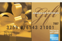 AmericanExpress Gift Card Activation and Registration Guide