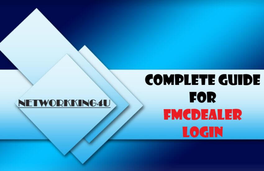 FMC Dealer Login [Portal, Phone No]