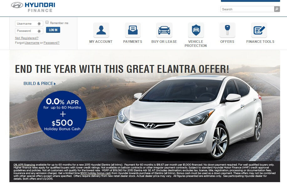 Hyundai Motor Finance HMFUSA [Login, Phone Number]