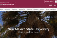 MYNMSU – New Mexico State University Student Login and Sign In