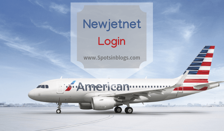 Newjetnet Login [Employees, Retirees] American Airline