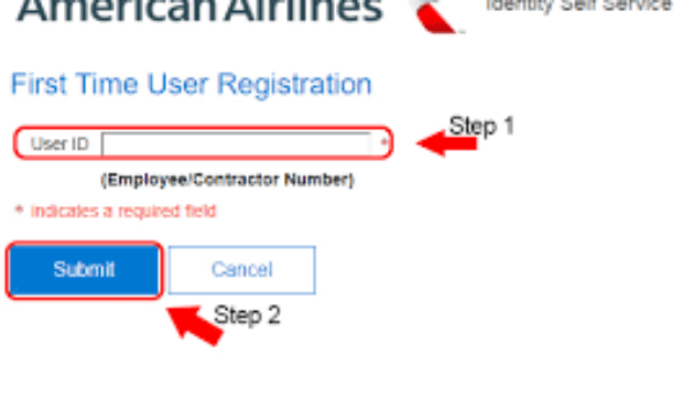 Newjetnet login process for Current Employees