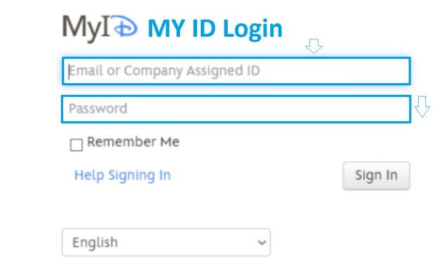 ScheduleView Disney Sign-in Process