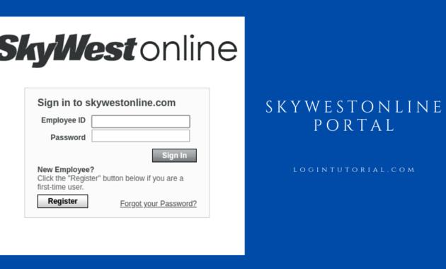 SkyWestOnline Portal Login and Employee Portal Guide